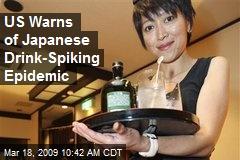 drink spiking newspaper articles