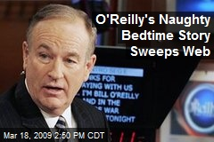 O'Reilly's Naughty Bedtime Story Sweeps Web