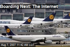 Boarding Next: The Internet