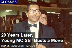 20 Years Later, Young MC Still Busts a Move