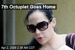 7th Octuplet Goes Home