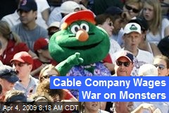 Cable Company Wages War on Monsters