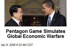 Pentagon Game Simulates Global Economic Warfare