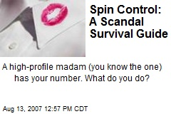 Spin Control: A Scandal Survival Guide