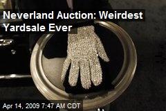 Neverland Auction: Weirdest Yardsale Ever