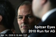 Spitzer Eyes 2010 Run for AG