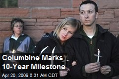 Columbine Marks 10-Year Milestone