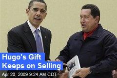 Hugo's Gift Keeps on Selling
