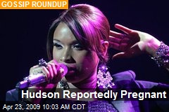 Hudson Reportedly Pregnant
