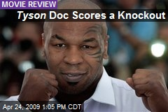 Tyson Doc Scores a Knockout