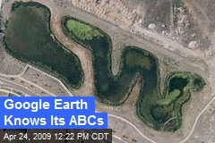 Google Earth Knows Its ABCs