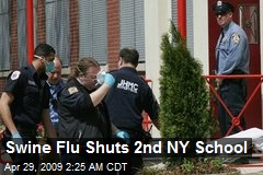 Swine Flu Shuts 2nd NY School