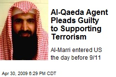 Al-Qaeda Agent Pleads Guilty to Supporting Terrorism