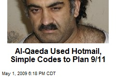 Al-Qaeda Used Hotmail, Simple Codes to Plan 9/11