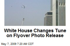 White House Changes Tune on Flyover Photo Release
