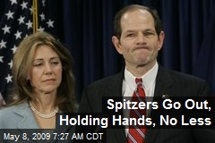Spitzers Go Out, Holding Hands, No Less