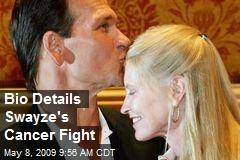Bio Details Swayze's Cancer Fight