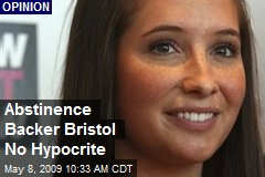 Abstinence Backer Bristol No Hypocrite
