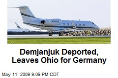 Demjanjuk Deported, Leaves Ohio for Germany