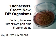 'Biohackers' Create New, DIY Organisms