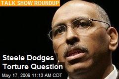 Steele Dodges Torture Question