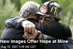New Images Offer Hope at Mine