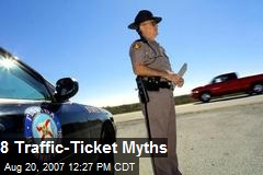 8 Traffic-Ticket Myths