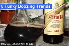 8 Funky Boozing Trends