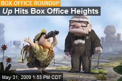 Up Hits Box Office Heights