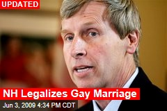 NH Legalizes Gay Marriage