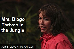 Mrs. Blago Thrives in the Jungle