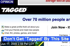 Don't Get 'Tagged' By This Site