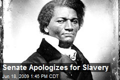 Senate Apologizes for Slavery