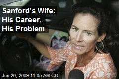Sanford's Wife: His Career, His Problem
