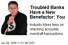 Troubled Banks Have a New Benefactor: You