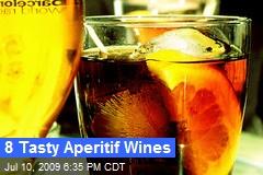 8 Tasty Aperitif Wines