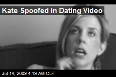 Kate Spoofed in Dating Video