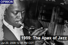 1959: The Apex of Jazz
