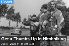 Get a Thumbs-Up in Hitchhiking