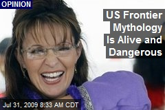 US Frontier Mythology Is Alive and Dangerous