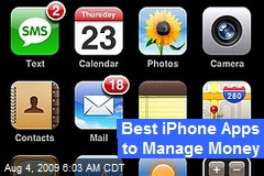 Best iPhone Apps to Manage Money