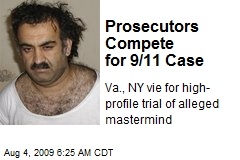Prosecutors Compete for 9/11 Case