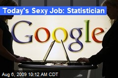 Today's Sexy Job: Statistician