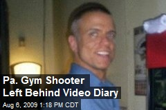 Pa. Gym Shooter Left Behind Video Diary
