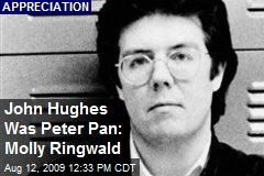 John Hughes Was Peter Pan: Molly Ringwald