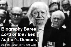 Biography Bares Lord of the Flies Author's Demons