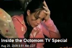 Inside the Octomom TV Special