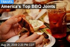 America's Top BBQ Joints