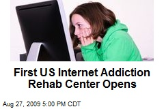First US Internet Addiction Rehab Center Opens