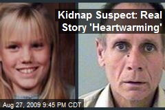 Kidnap Suspect: Real Story 'Heartwarming'